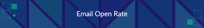 Email open rate is a nonprofit fundraising metric that reports the percentage of emails your nonprofit sends that are opened by the recipient.