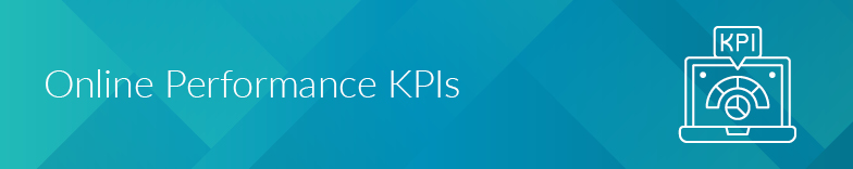 Online performance KPIs are nonprofit fundraising metrics that track your organization's performance on the web.