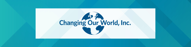 Changing Our World is one of our favorite nonprofit consulting firms.