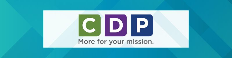CDP is one of our favorite nonprofit consulting firms.