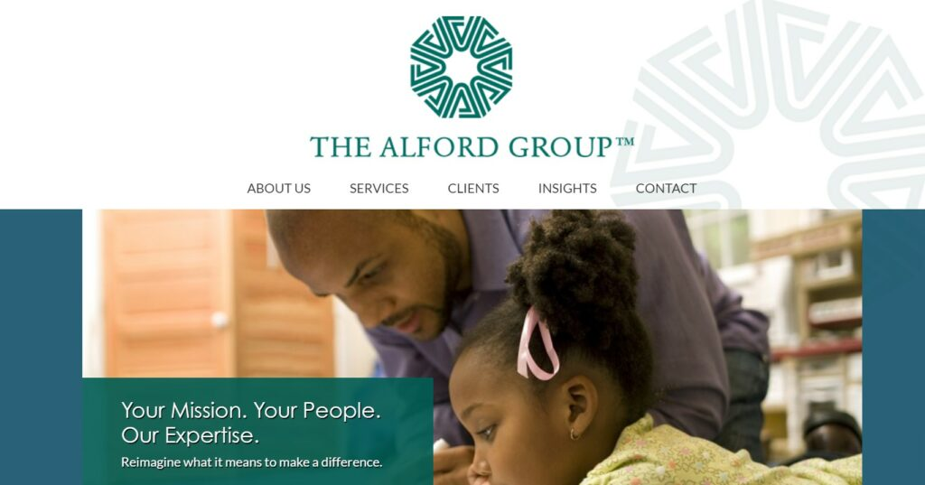 The Alford Group is one of our favorite nonprofit consulting firms.