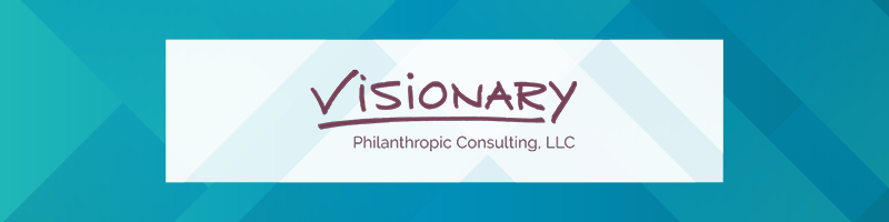Visionary Philanthropic is one of our favorite nonprofit consulting firms.