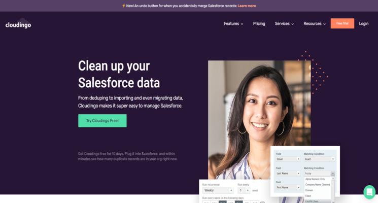 Check out Cloudingo, a top Salesforce App for nonprofits.