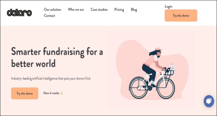 Check out Dataro, a top Salesforce App for nonprofits.