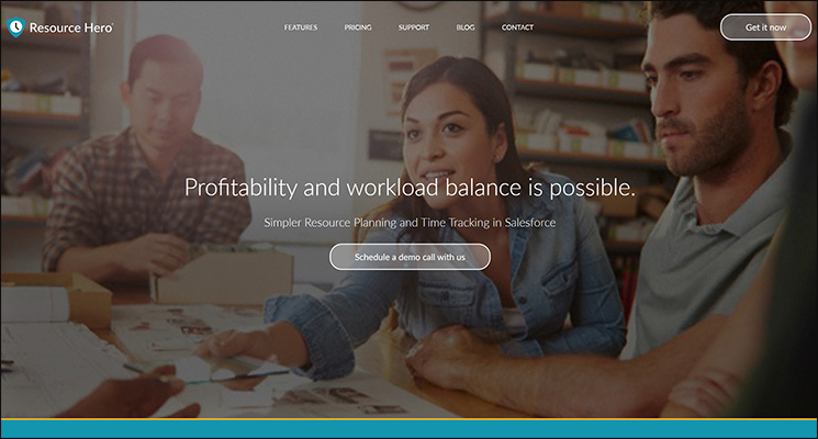 Check out Resource Hero, a top Salesforce App for nonprofits.