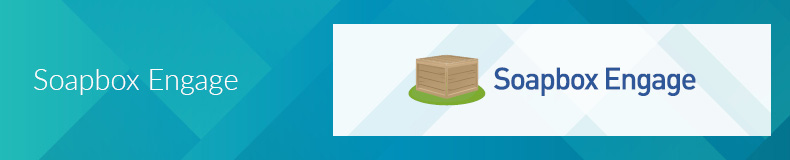 Soapbox Engage is a top Salesforce app for nonprofits for fundraising tools.