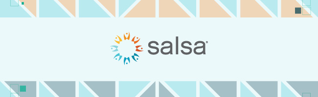 The Salsa app for Salesforce can help you manage supporter engagement.